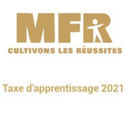 Taxe d'apprentissage 2021