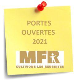 PORTES OUVERTES 2021