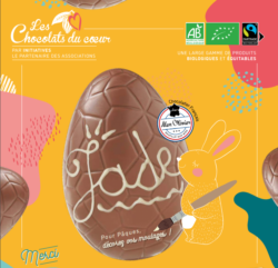 Vente chocolats de Pâques