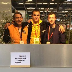 Olympiades des Métiers de l'Horticulture 2017