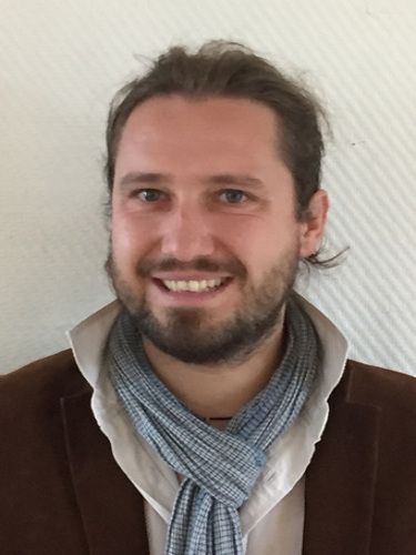 Jérôme Nicolas, Responsable Travaux Paysagers / MBC