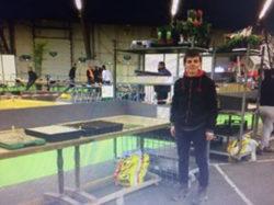 Théo JEANROY médaillé d'or aux Olympiades des Métiers spécialité Horticulture